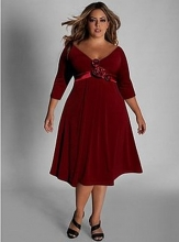 Plus Size Womens Holiday Dresses