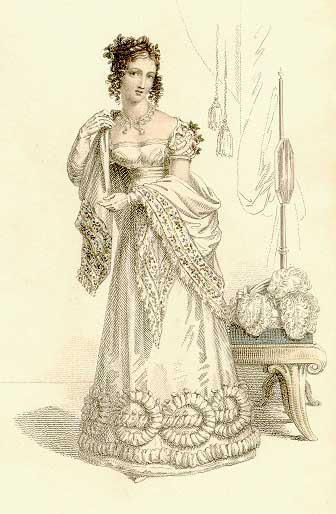 Правда к середине 19 века в моду снова