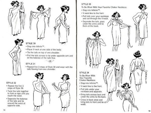 Как сшить платье трансформер?
