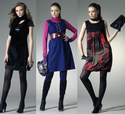 Описание: фасоны платьев офис - Мода и модные.