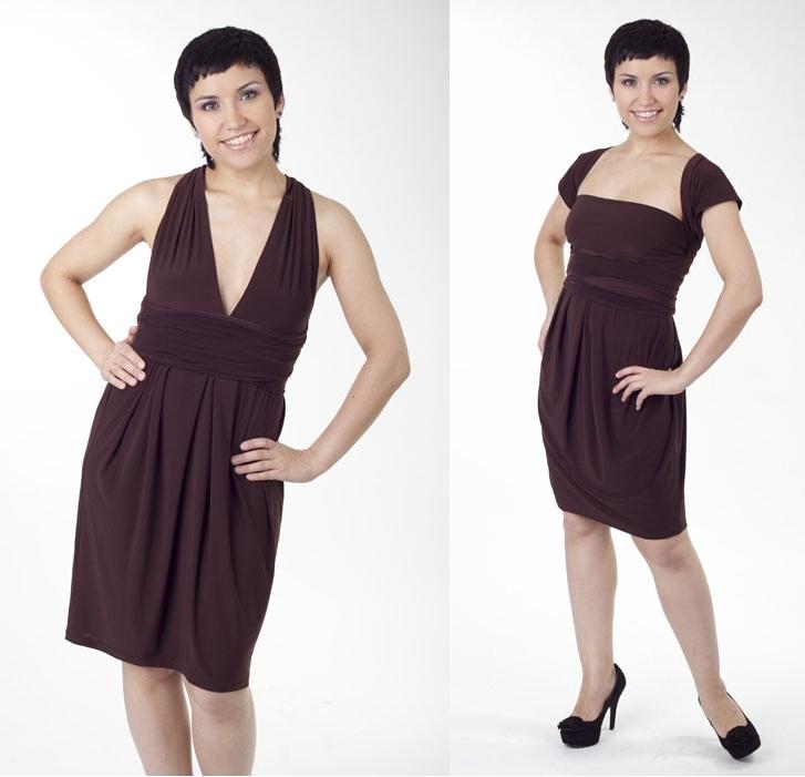 Платье-трансформер Donna Karan The Dress.