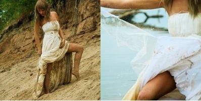Порванное свадебное платье сон