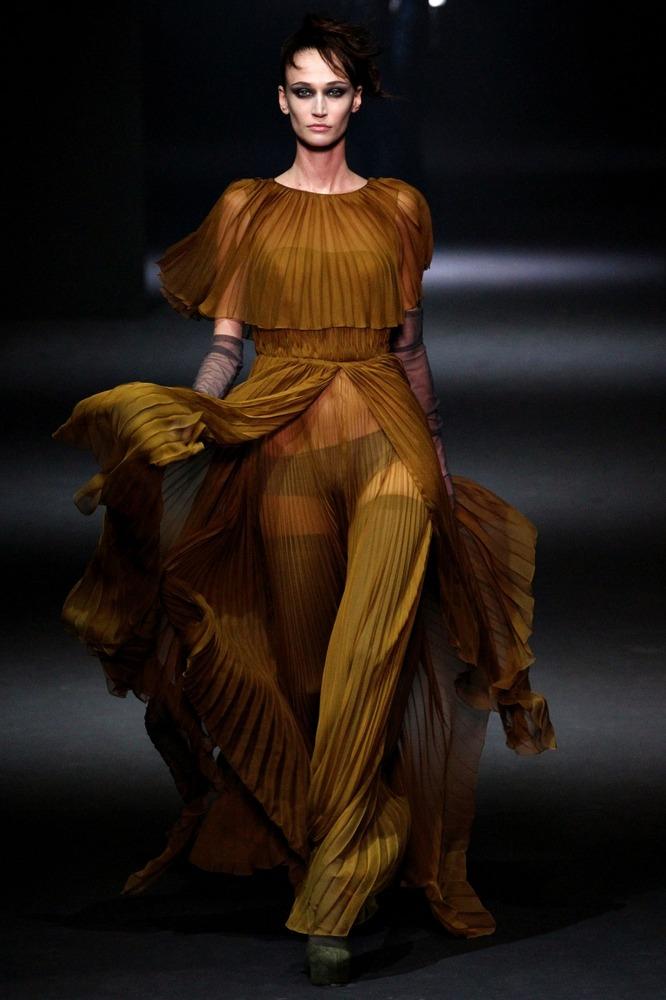 Вечерние платья 2013 john galliano
