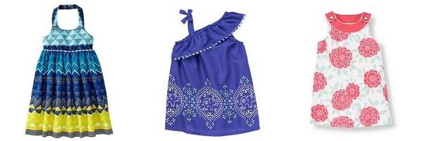 Модели детских платьев фото повседневные