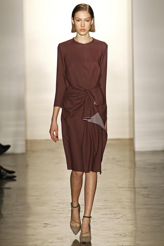 Трикотажные платья 2013 costello tagliapietra