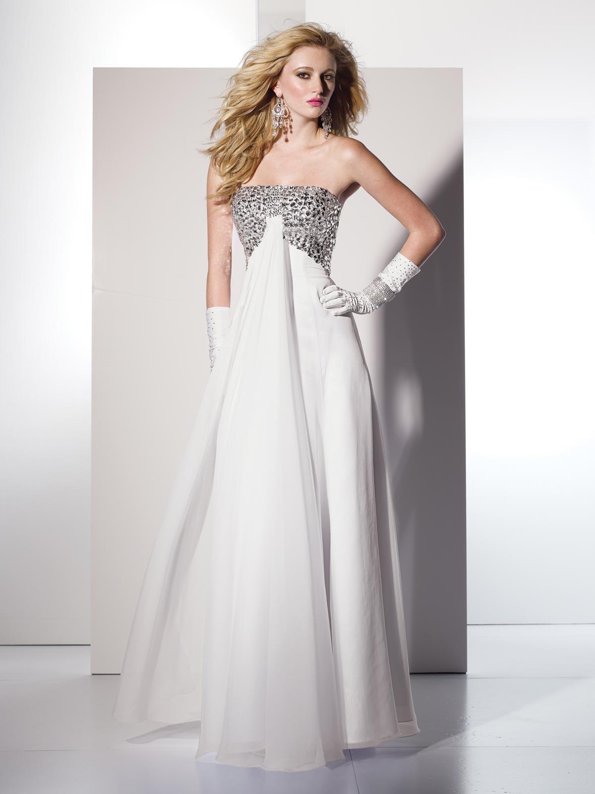 Модные вечерние женские платья коллекции Marchesa Resort 2012