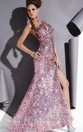 выпускное платье модные тенденции 2014 год блестящее