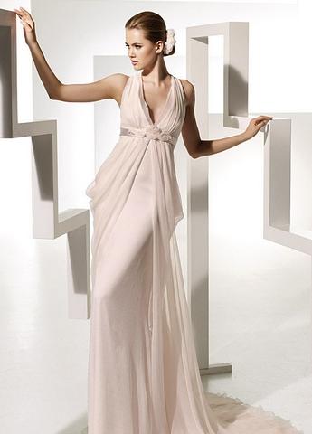 Греческие платья свадебные