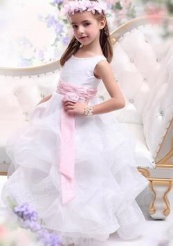 Украшения детские платья