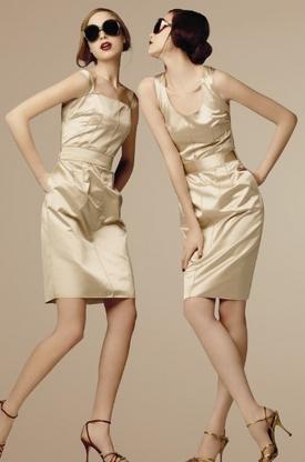 9daac008907b228 Шелковые платья. Более 50 фото платьев из шелка.
