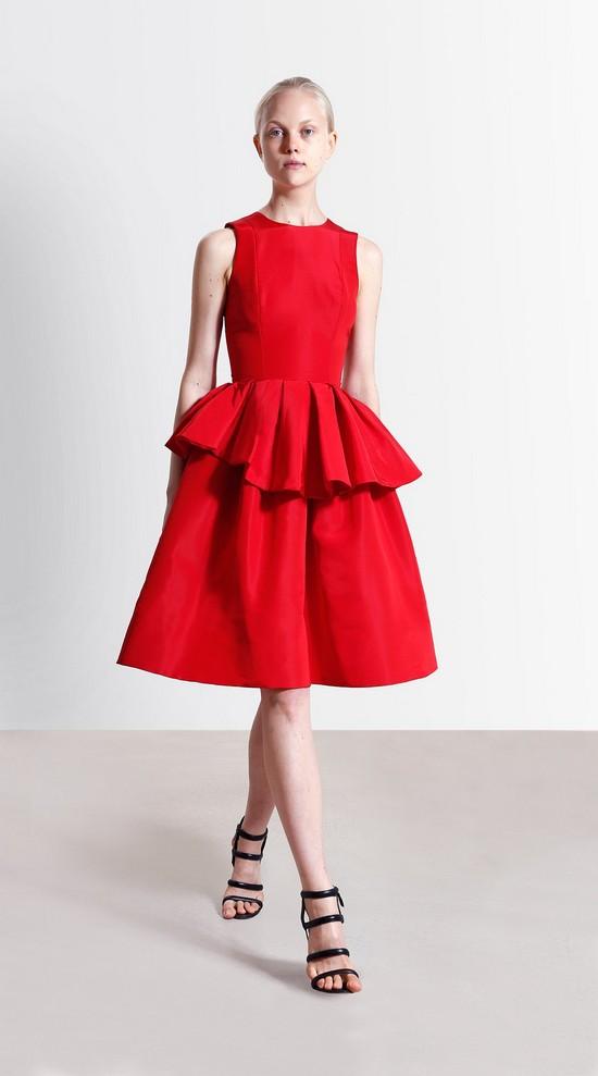 Платья для блондинок 2017
